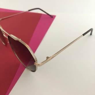 Óculos de Sol Marrom