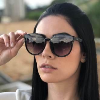 Óculos de Sol Giovana Preto
