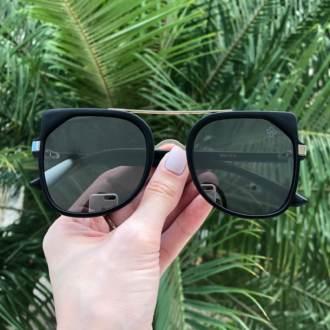 saline.com.br oculos de sol nicole preto fosco espelhado