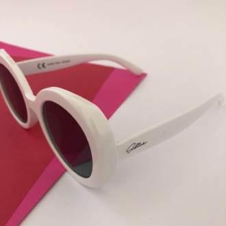 Óculos de Sol Branco
