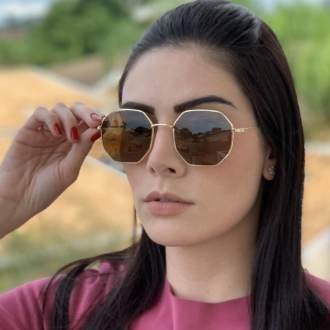 oculos de sol quadrado marrom elisa 4 0 2
