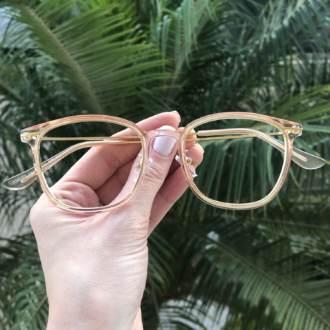 safine com br oculos de grau quadrado rose duda 3