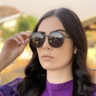 safine com br oculos 2 em 1 redondo preto fosco lolo 3