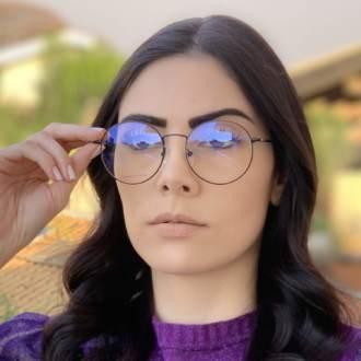 safine com br oculos 2 em 1 redondo preto fosco lolo 5