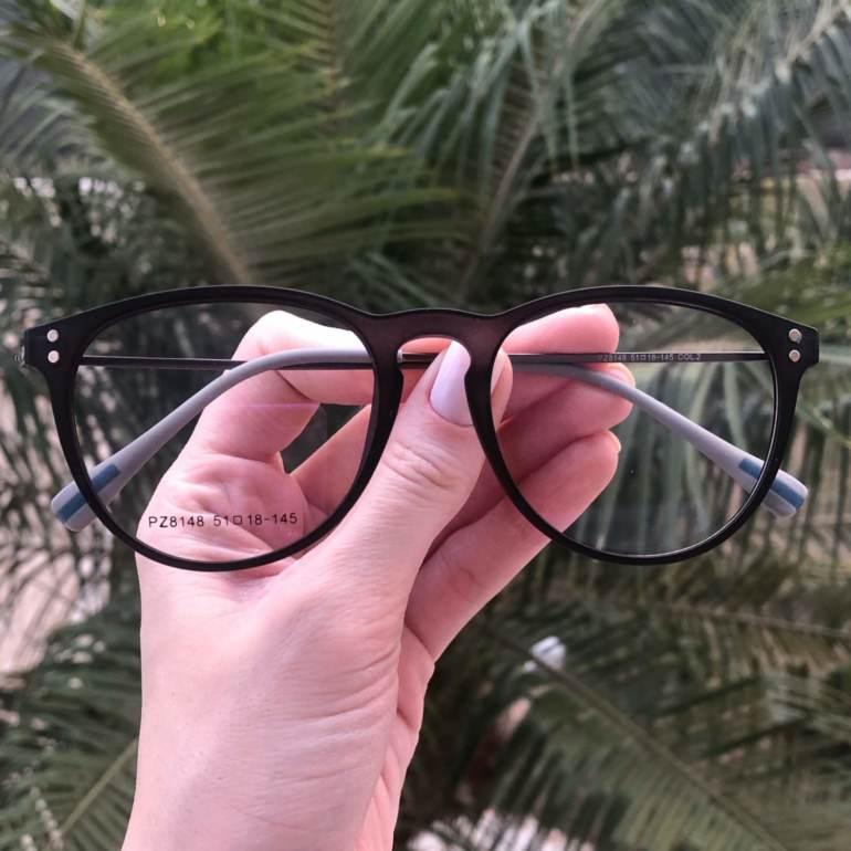 safine com br oculos 2 em 1 redondo preto fosco rafa 1
