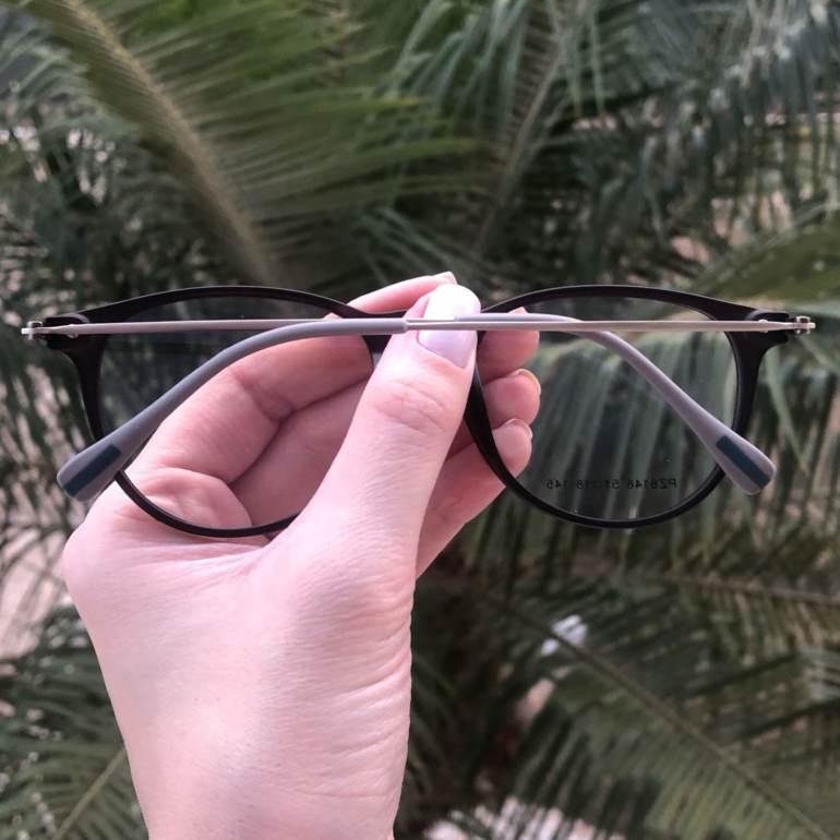 safine com br oculos 2 em 1 redondo preto fosco rafa 2