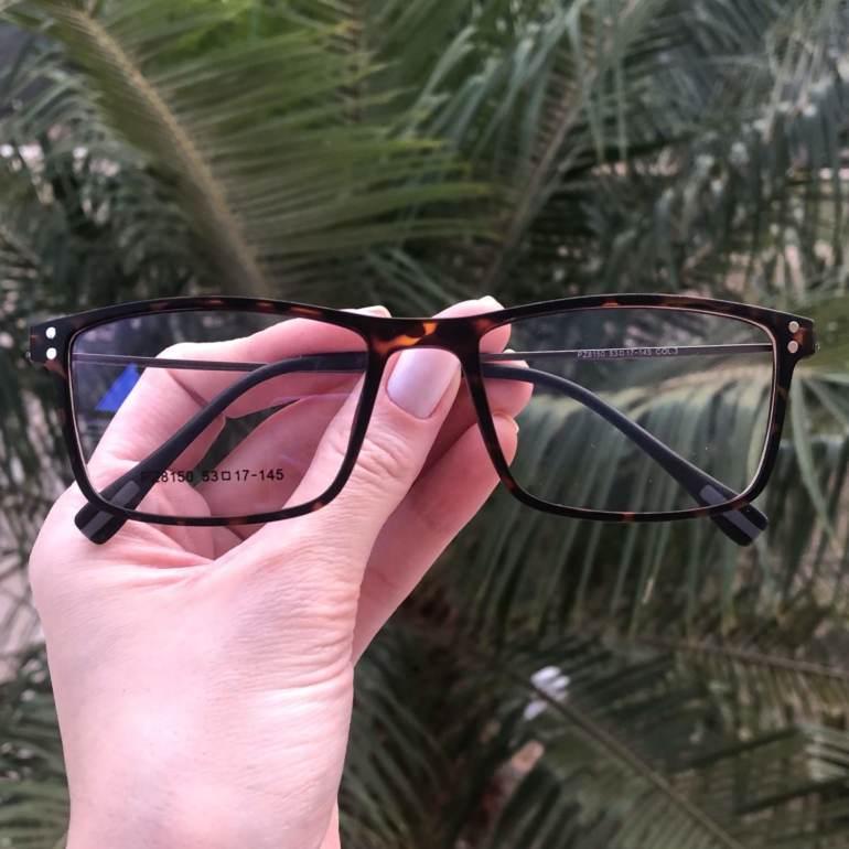 safine com br oculos 2 em 1 retangular tartaruga new 1
