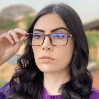 safine com br oculos 2 em 1 retangular tartaruga new 5