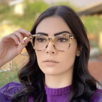 safine com br oculos de grau gatinho colorido bela 2