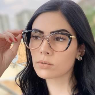 safine com br oculos de grau gatinho colorido fabi 2 0 2