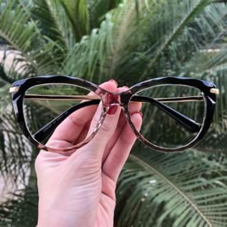 safine com br oculos de grau gatinho colorido fabi 2 0 3