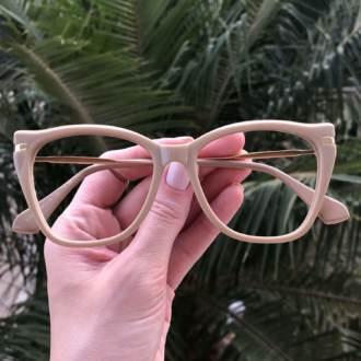 safine com br oculos de grau gatinho marrom bela copia