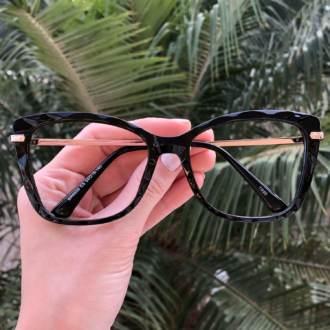 safine com br oculos de grau gatinho preto pri