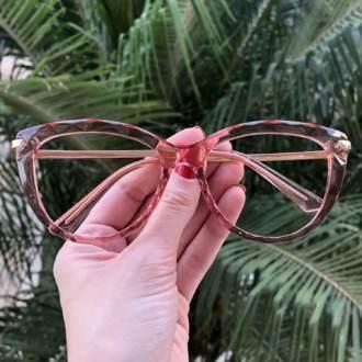 safine com br oculos de grau gatinho rosa fabi 2 0 3
