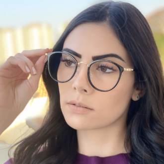 safine com br oculos de grau redondo preto bru 4