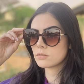 safine com br oculos de sol gatinho marrom amy 1