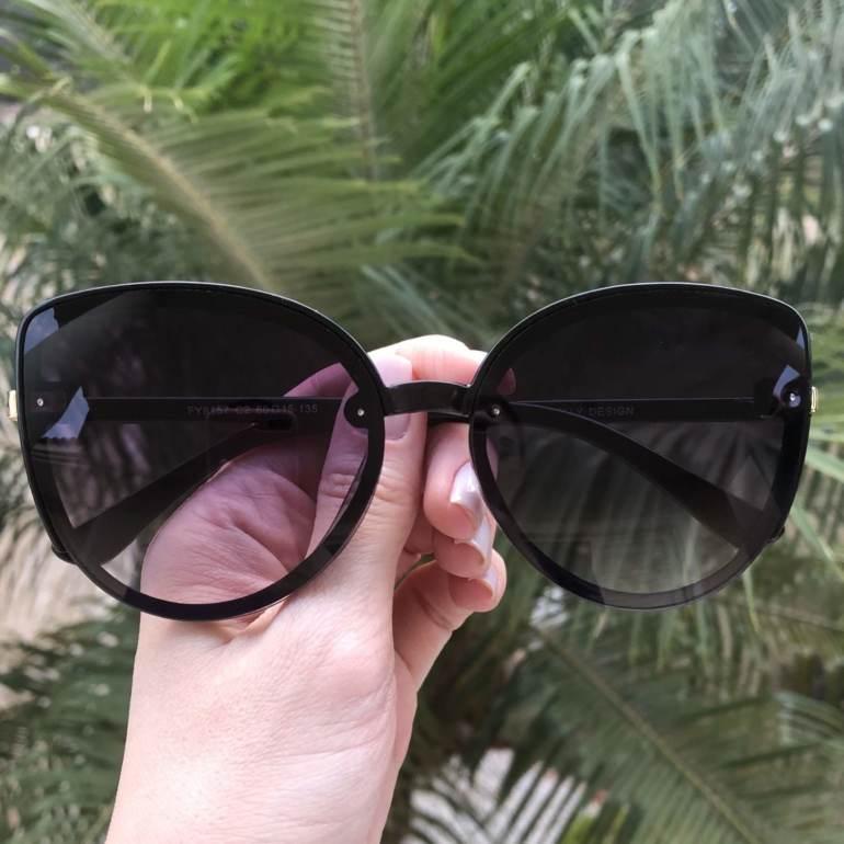safine com br oculos de sol gatinho preto amy