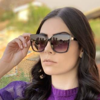 safine com br oculos de sol gatinho preto anita 2 0 2