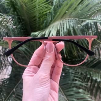 safine com br oculos 2 em 1 gatinho rosa 2