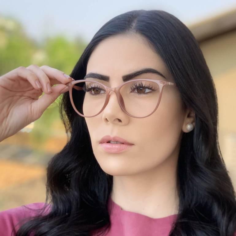 safine com br oculos 2 em 1 gatinho rosa 4