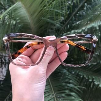 safine com br oculos de grau analice marrom