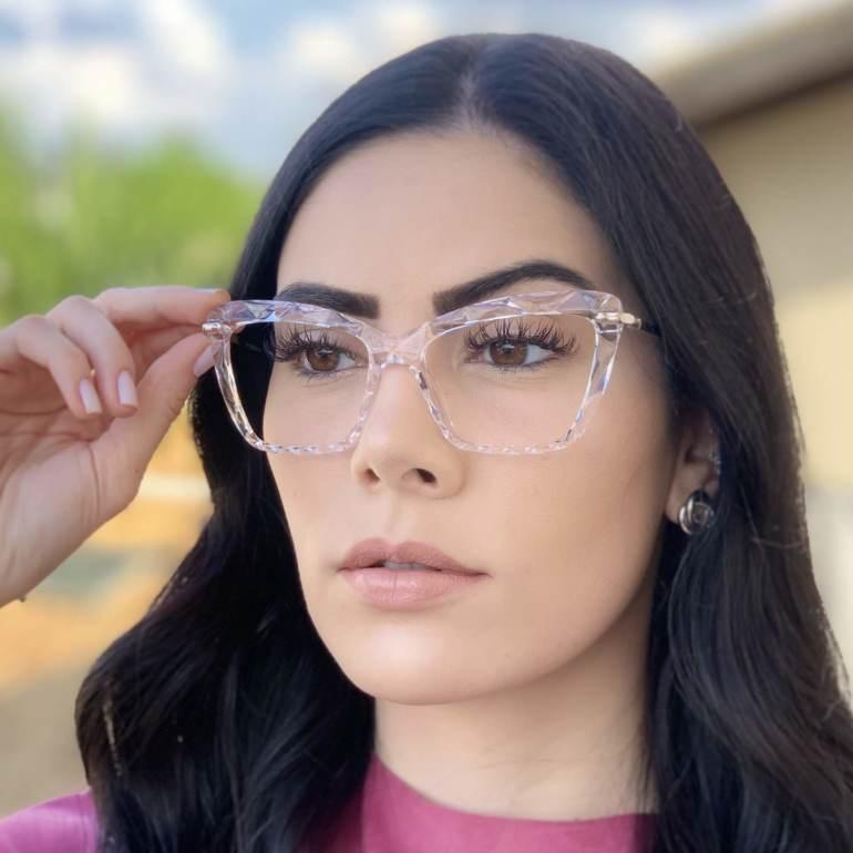 safine com br oculos de grau analice transparente 3