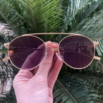 safine com br oculos de sol redondo espelhado roxo lili 3