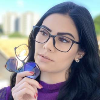 safine com br oculos de grau 3 em 1 retangular preto anti blue 4