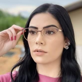 safine com br oculos de grau redondo marrom lizzy 1
