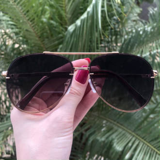safine com br oculos de sol aviador colorido nanda