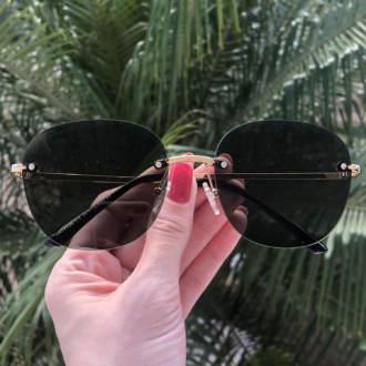 safine com br oculos de sol redondo verde summer 3