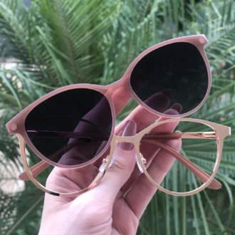 safine com br oculos 2 em 1 gatinho rosa cleo 3