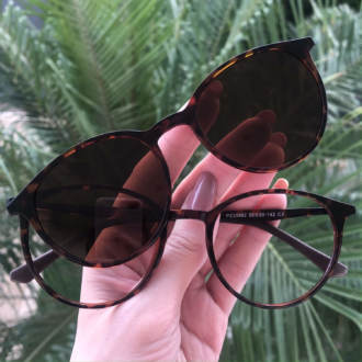 safine com br oculos 2 em 1 redondo tartaruga cloe 3