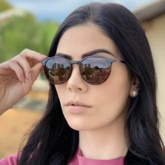 safine com br oculos 2 em 1 redondo tartaruga cloe