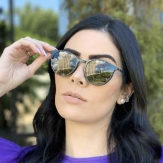 safine com br oculos 2 em 1 redondo verde cloe