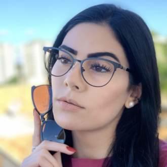 safine com br oculos 3 em 1 gatinho preto vick 5