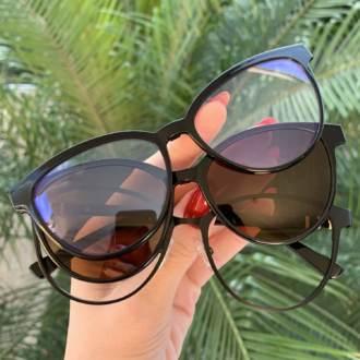 safine com br oculos 3 em 1 gatinho preto vitoria