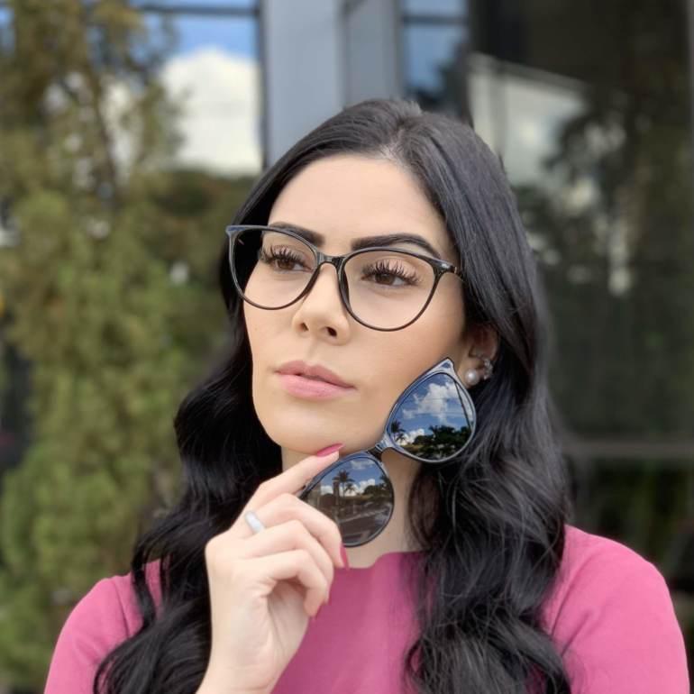 safine com br oculos 3 em 1 gatinho preto livia 2