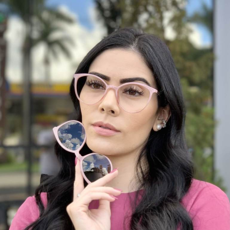 safine com br oculos 3 em 1 gatinho rosa zoe 4