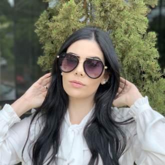 safine com br oculos de sol aviador preto nicole 2