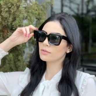 safine com br oculos de sol retangular preto martina 1