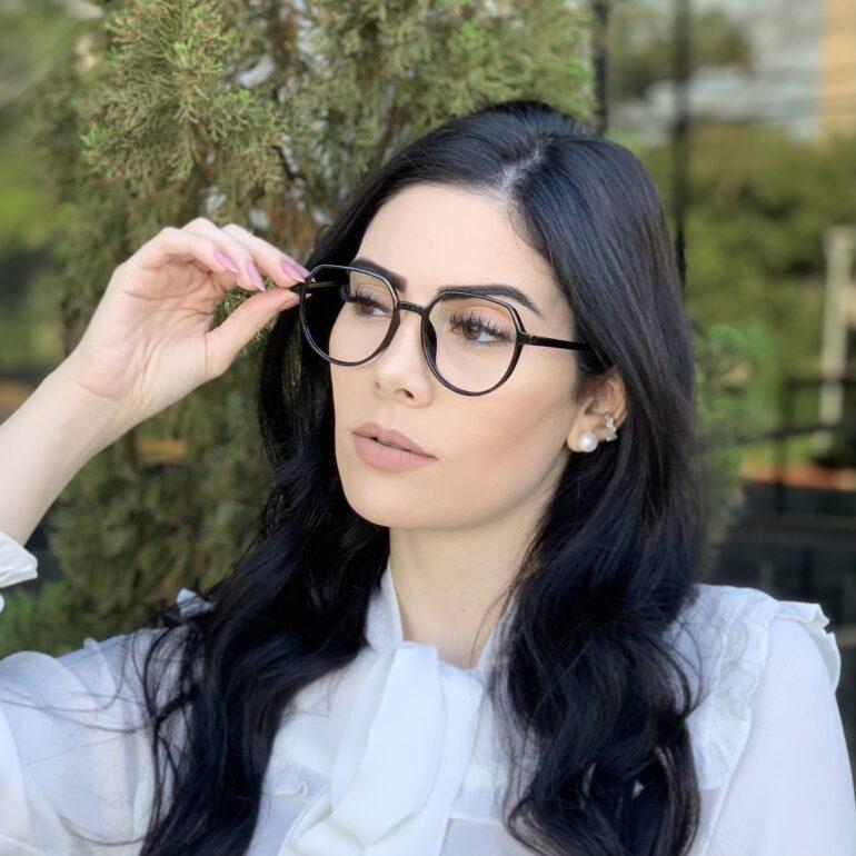 safine com br oculos de grau redondo preto mage 2 0 5