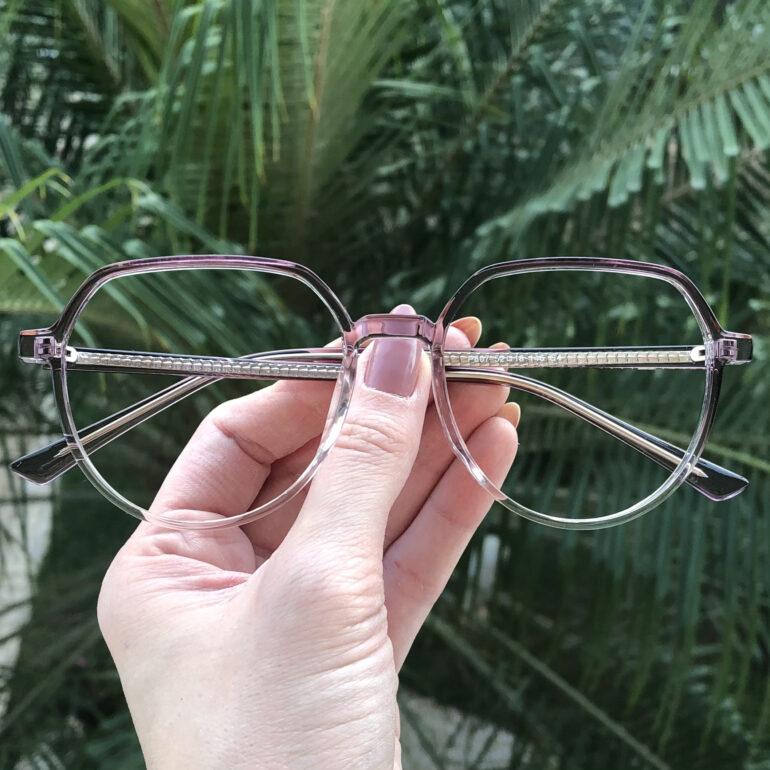 safine com br oculos de grau redondo roxo mage 2 0 5