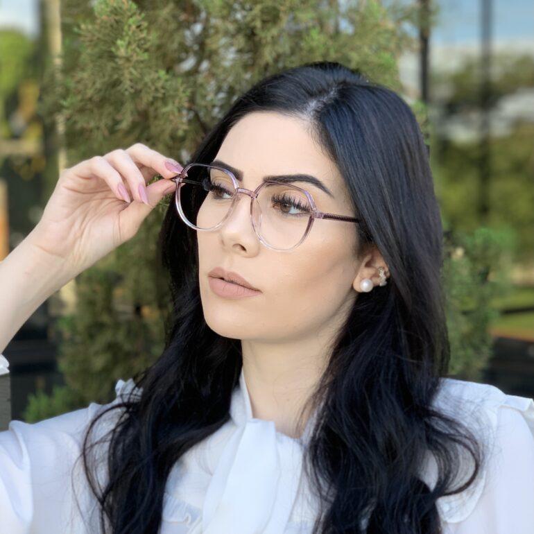 safine com br oculos de grau redondo roxo mage 2 0 7