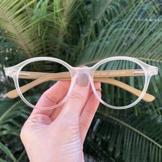 safine com br oculos de grau redondo transparente grazi 3