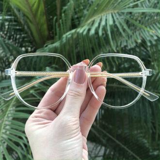 safine com br oculos de grau redondo transparente mage 2 0 4