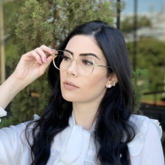 safine com br oculos de grau redondo verde mage 2 0 5