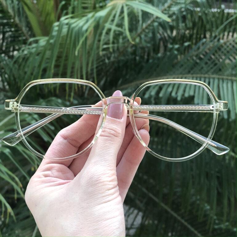 safine com br oculos de grau redondo verde mage 2 0 8