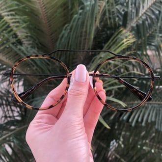 safine com br oculos de grau aviador redondo ivy tartaruga 3