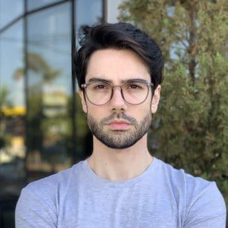 safine com br oculos 2 em 1 clip on masculino redondo cinza joao 1